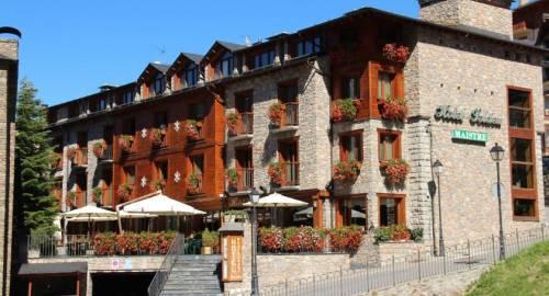 Hotel Soldeu Maistre