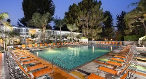 Sportsmen's Lodge Hotel