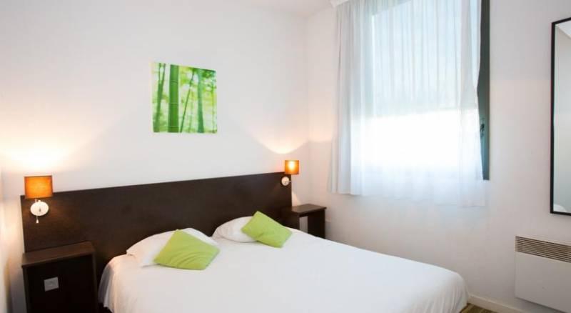 All Suites Appart Hôtel Bordeaux Lac