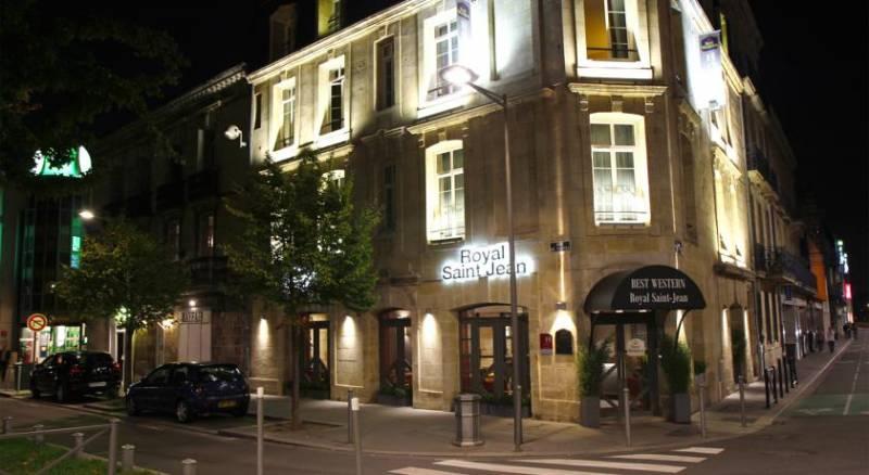 Best Western Bordeaux Gare Saint-Jean