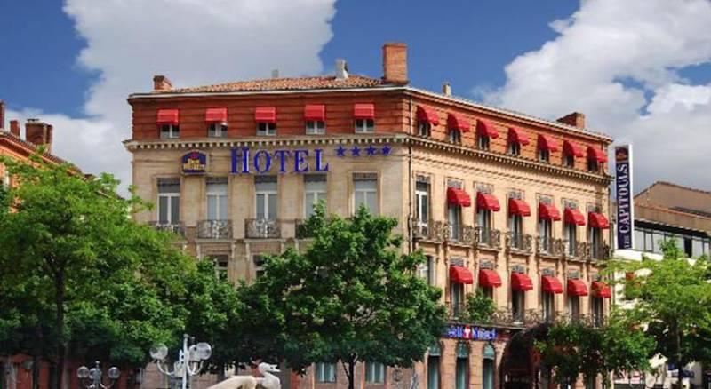 Best Western Hôtel Les Capitouls