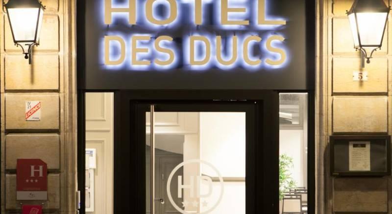 Hotel Des Ducs - Châteaux Demeures Hôtels Grandes Etapes des Vignobles