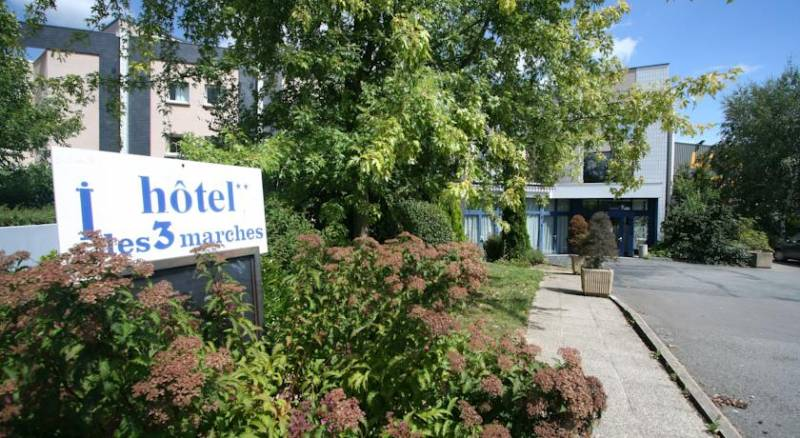 Inter Hotel Les 3 Marches