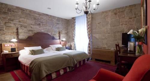 Pousadas de Compostela Hotel Virxe da Cerca