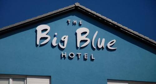 The Big Blue Hotel - Blackpool Pleasure Beach