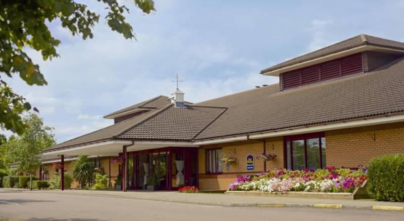 BEST WESTERN Brook Hotel