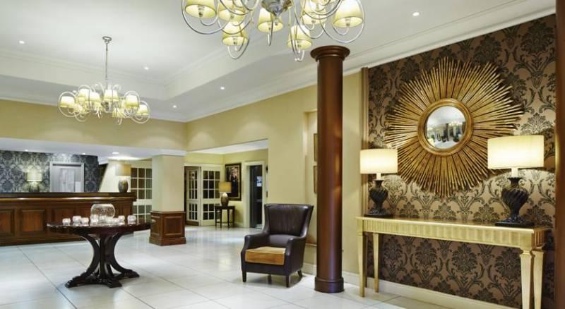 Preston Marriott Hotel