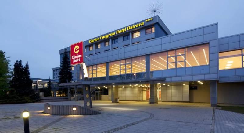 Clarion Congress Hotel Ostrava