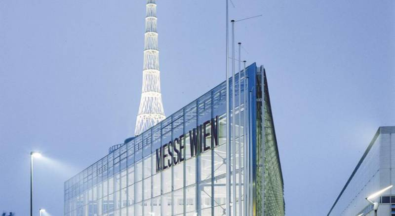 Austria Trend Hotel Messe Wien Prater