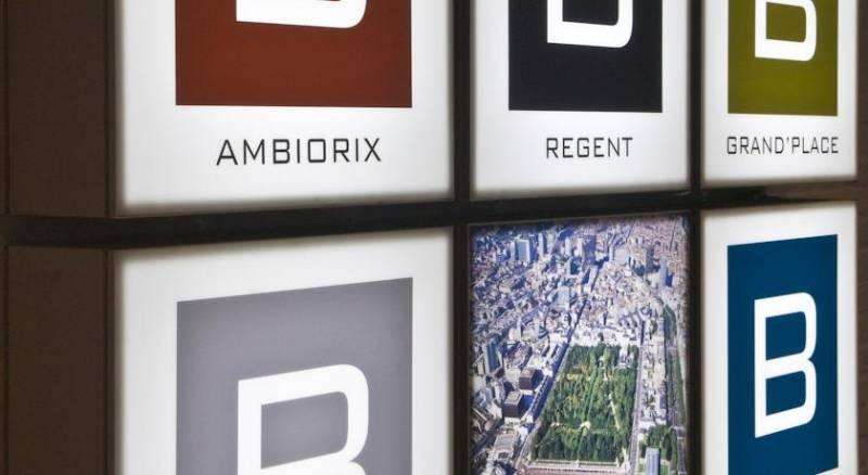 B-Aparthotels Ambiorix