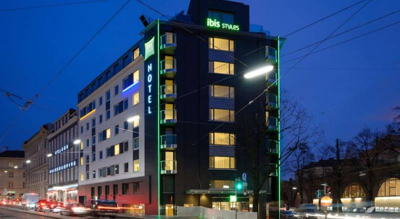 Ibis Styles Wien City