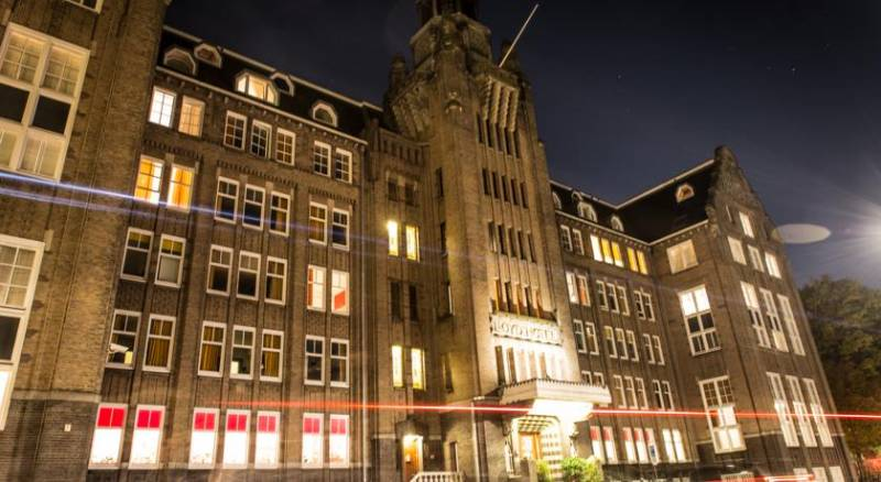 Lloyd Hotel and Cultural Embassy