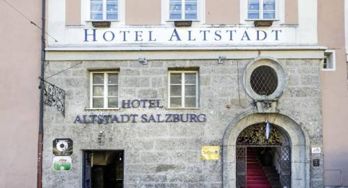 Austria Trend Hotel Altstadt Radisson Blu Salzburg
