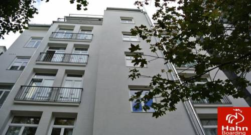 Hahn Boardinghouse Vienna City