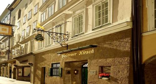 Hotel Goldener Hirsch, a Luxury Collection Hotel, Salzburg