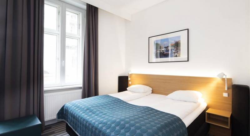 Hotel Copenhagen Crown