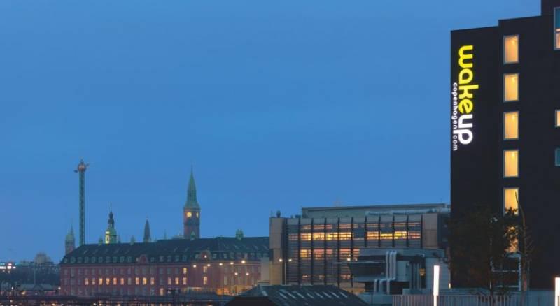 Wakeup Copenhagen - Carsten Niebuhrs Gade