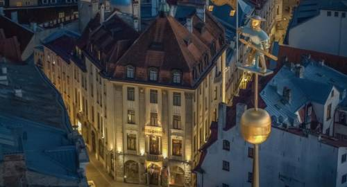 Barons Boutique Hotel Tallinn