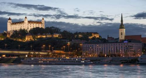 Park Inn Danube, Bratislava