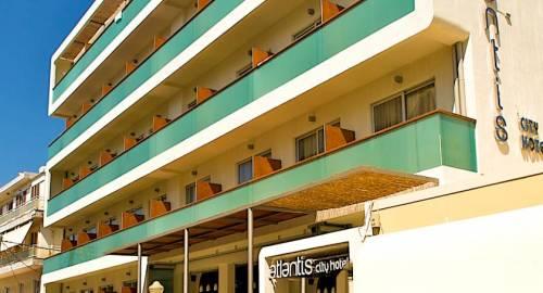 Atlantis City Hotel