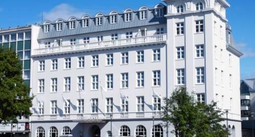 Hotel Borg Reykjavík