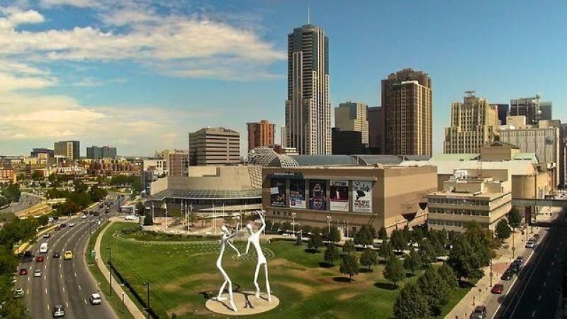 Aloft Denver Downtown