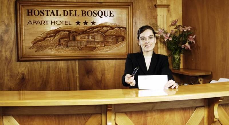 Del Bosque Apart Hotel