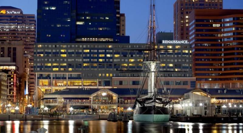 Renaissance Baltimore Harborplace Hotel, A Marriott Luxury & Lifestyle Hotel