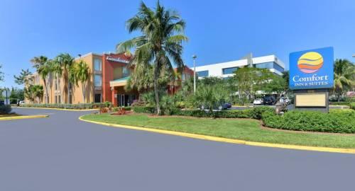 Comfort Inn & Suites Fort Lauderdale