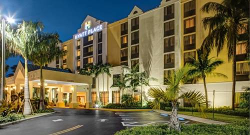 Hyatt Place - Fort Lauderdale 17th Street Convention Center