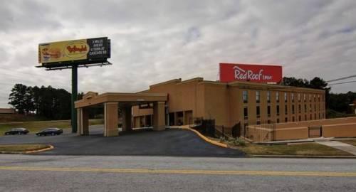 Red Roof Inn Atlanta Six Flags