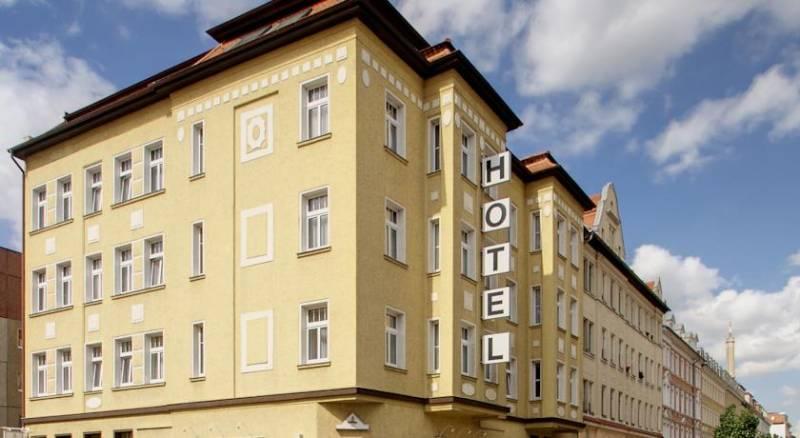 Alt-Connewitz Hotel in Leipzig