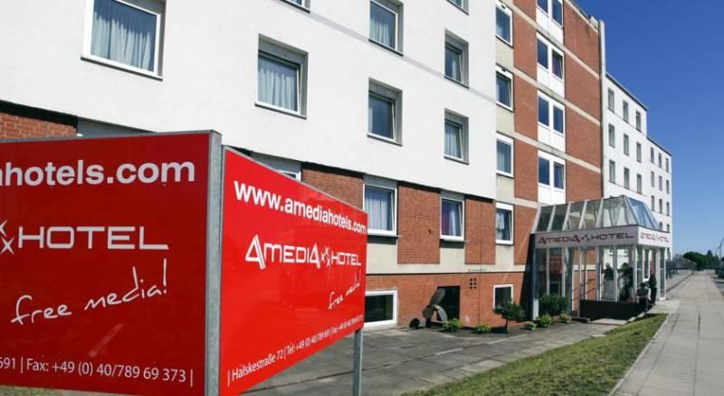 AMEDIA Express Hamburg Moorfleet