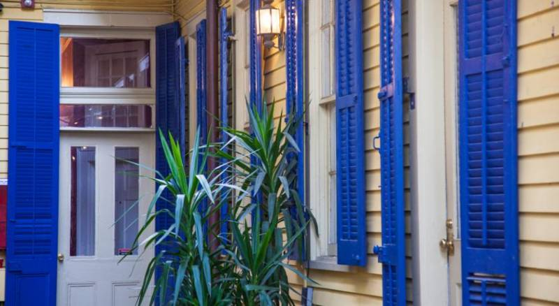 Andrew Jackson Hotel French Quarter