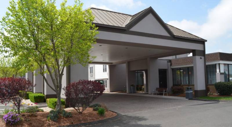 Best Western Hartford Hotel and Suites