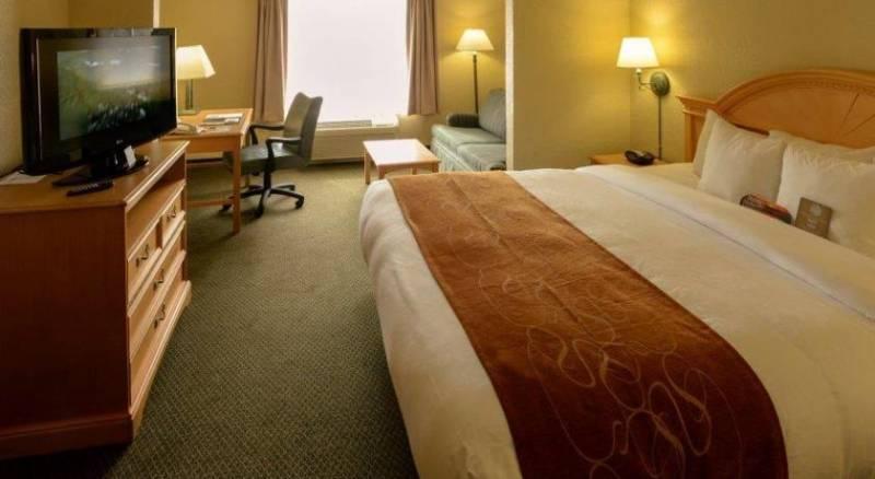 Comfort Suites Downtown Orlando