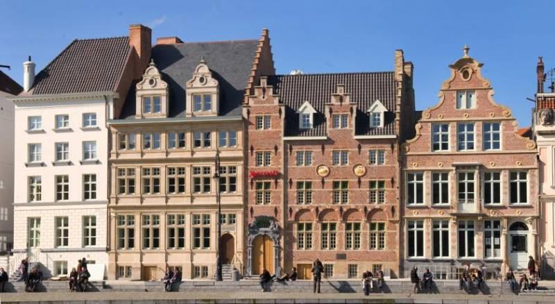 Ghent Marriott Hotel