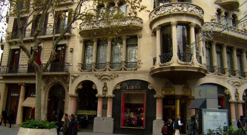 Godó Luxury Apartment Paseo de Gracia