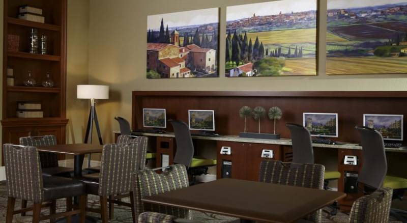 Hilton Grand Vacations Tuscany Suites on International Drive