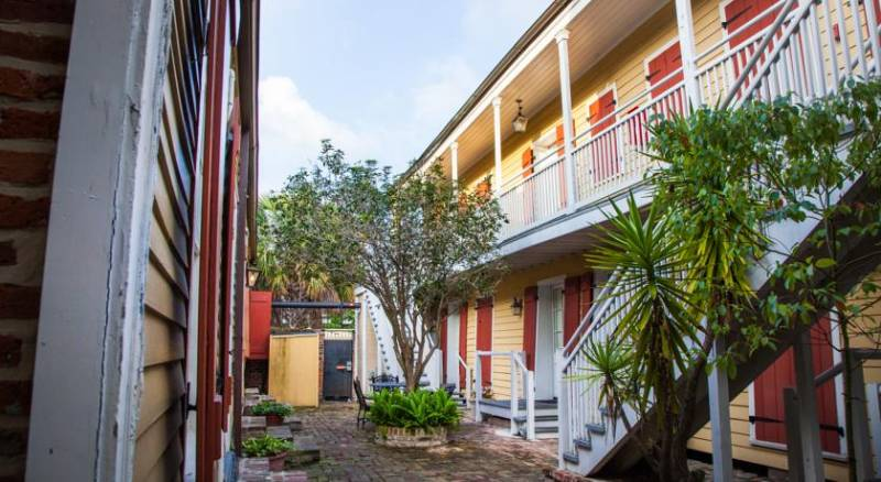 Hotel St. Pierre French Quarter