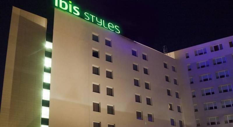 Ibis Styles Nice Aéroport Arenas