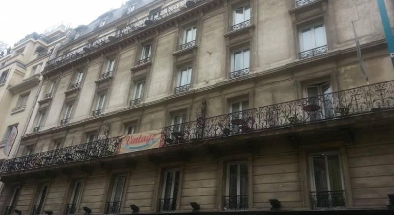 Le Vintage Hostel Gare du Nord
