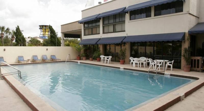 Orlando Continental Plaza Hotel