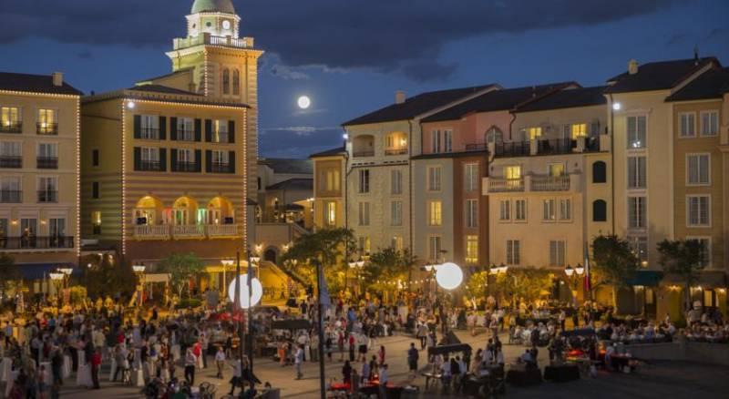 Universal's Loews Portofino Bay Hotel