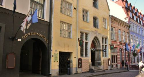 Boutique Hotel Old Town Maestro's