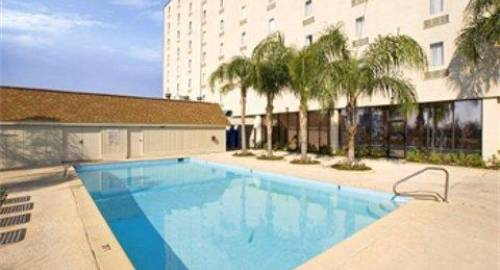 Clarion Inn New Orleans near Lakefront Arena