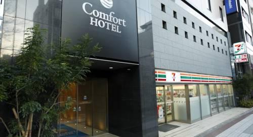 Comfort Hotel Tokyo Higashi Nihombashi