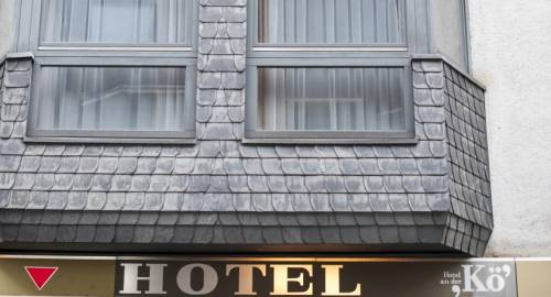 Nichtraucher-Hotel an der Kö