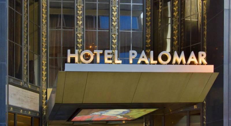 Hotel Palomar Philadelphia - a Kimpton Hotel