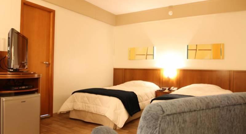 Travel Inn Live & Lodge Ibirapuera Flat Hotel
